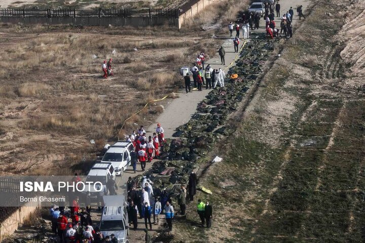 دادستان نظامی تهران از ارسال پرونده هواپیمای اوکراینی به دادگاه نظامی خبر داد