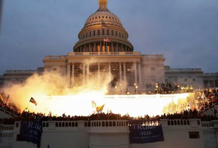 روز سیاه ایالات متحده؛ گزارشی از تمام وقایع کنگره آمریکا