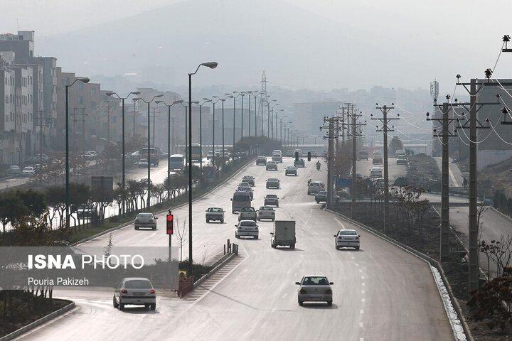 پیشبینی سازمان هواشناسی درباره ادامه آلودگی هوا