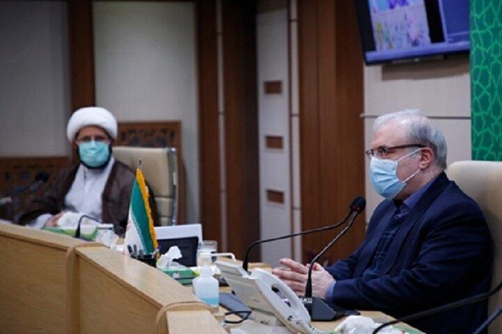 زمان در دسترس بودن واکسن ایرانی کرونا از زبان وزیر بهداشت