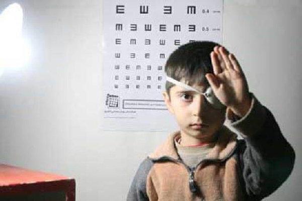 جزییات طرح غربالگری بینایی کودکان در تهران