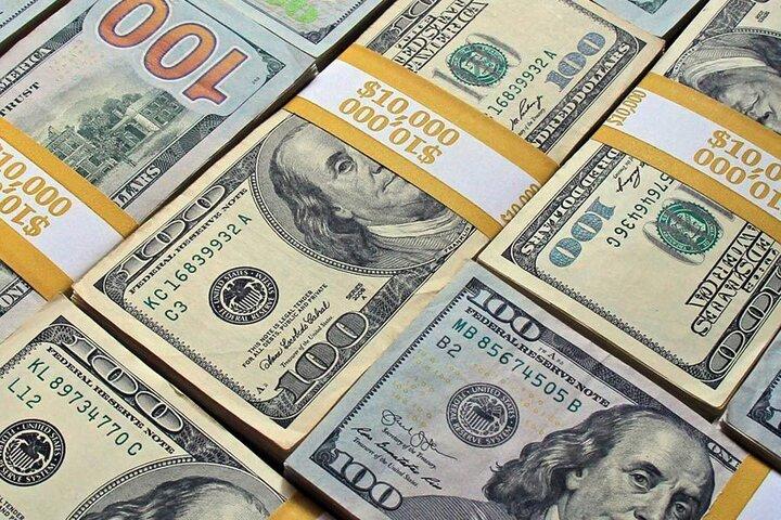 دلار در صرافیهای بانکی باز هم کاهش یافت