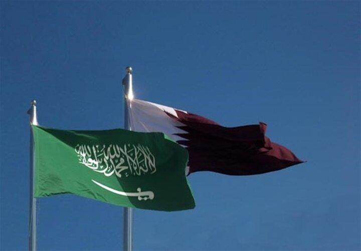 بازگشایی رسمی گذرگاه زمینی میان قطر و عربستان