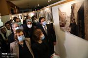برگزاری مراسم بزرگداشت نخستین سالگرد شهادت سردار سلیمانی در دمشق