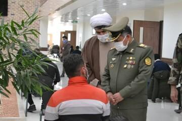 برگزاری آزمون ورودی دانشگاههای افسری ارتش در مشهد