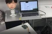 رباتی که درد را هم حس میکند/ فیلم