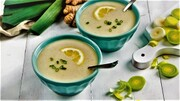 سوپ ترهفرنگی خوش طعم و لذیذ + دستور پخت
