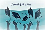 چند درصد از بیکاران کشور فارغ التحصیل دانشگاه هستند؟