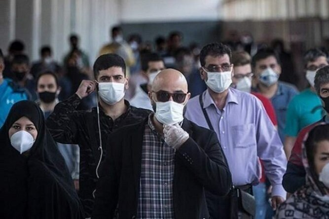 ۹۷ فوتی و ۶۳۱۷ ابتلای جدید کرونا/ مجموع بیماران کرونایی کشور از ۱.۳ میلیون نفر گذشت