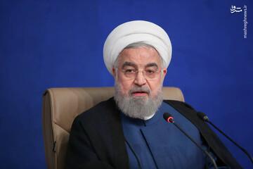 روحانی: اگر منابع ارزی دولت آزاد شود، دلار به ۱۵ هزار تومان میرسد / فیلم