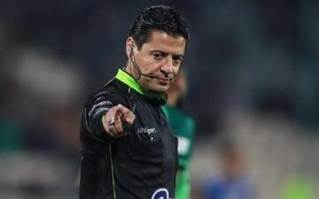 نام علیرضا فغانی در بین بهترین داوران یک دهه اخیر فوتبال جهان