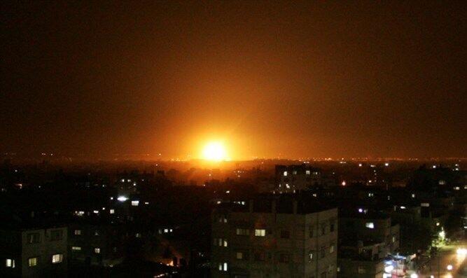 آمریکا مشارکت در حمله رژیم صهیونیستی به مواضع سوریه را پذیرفت