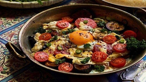 خورشت بادمجان شکم پر یا بادمجان گوده گیلانی؛ غذای اصیل شمالی + طرز تهیه