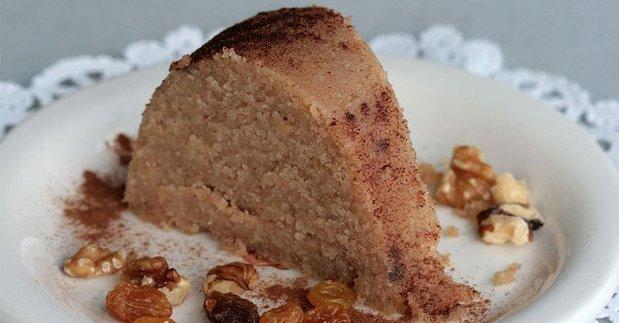 آموزش پخت کیک ارده اسپایسی