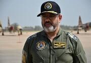 فرمانده نیروی هوایی ارتش: هرگونه تجاوز با پاسخ کوبنده روبرو میشود