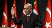 اردوغان واکسن کرونا میزند