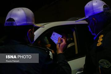ارسال بیش از ۳۱ هزار پیامک تخلف برای رانندگان متخلف در ۲۴ ساعت گذشته
