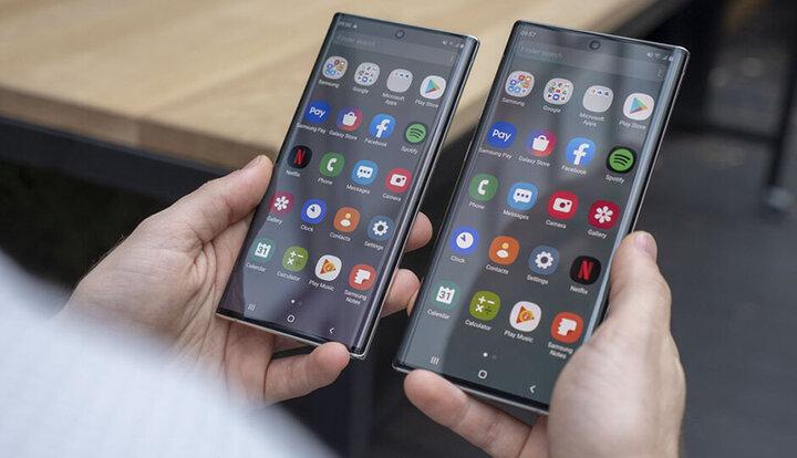 لیست قیمت انواع گوشی موبایل در ۲۵ دی ۹۹