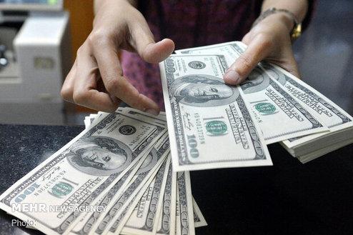 نرخ دلار در ٢٥ دی