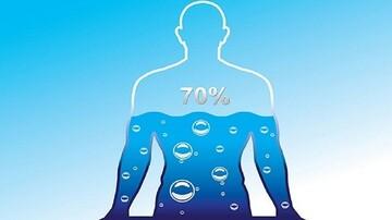 نشانه های کمبود آب در بدن