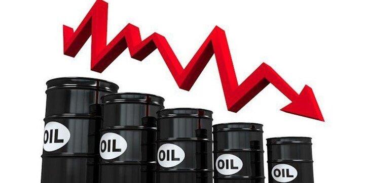 کاهش ۲ درصدی قیمت نفت در بازارهای جهانی