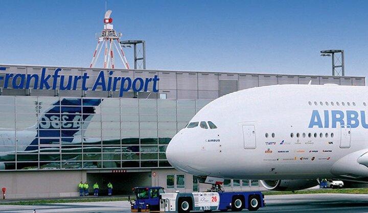 بسته شدن ترمینال فرودگاه فرانکفورت به دلیل کشف چمدان مشکوک