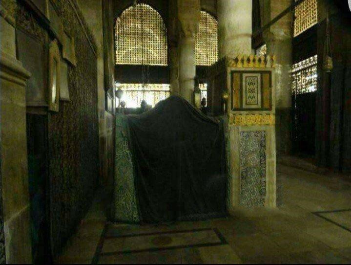 محل دفن حضرت فاطمه (س) کجاست؟