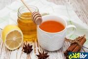درمان  زخم ها با عسل و دارچین