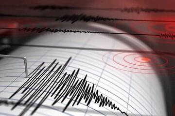 زلزله ۳.۳ ریشتری آلاشت را لرزاند