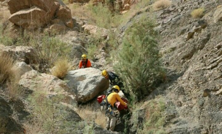 سقوط نوجوان ۱۵ ساله از ارتفاع ۸ متری