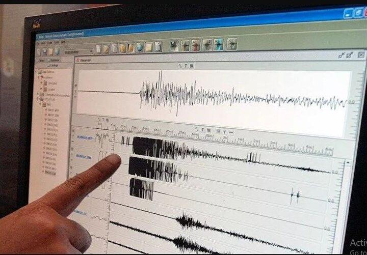 وقوع زمین لرزه ۴.۱ ریشتری در شرق ترکیه