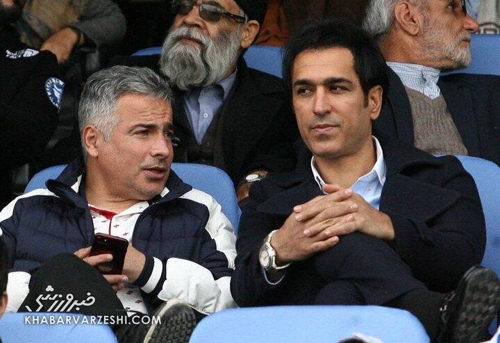 علیرضا اکبرپور به عنوان کارشناس بازی استقلال و تراکتور انتخاب شد