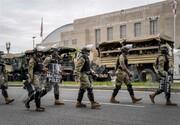 استقرار بیش از ۲۱ هزار نیروی گارد ملی در واشنگتن