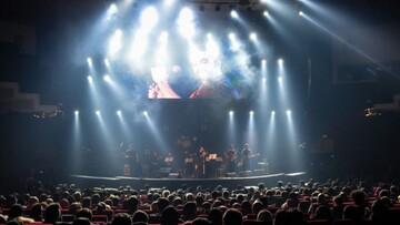 تب تند کنسرتهای پاپ در جزیره کیش