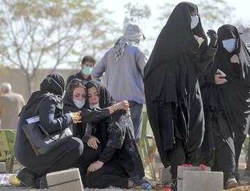 توضیحات مدیر عامل سازمان بهشت زهرا درباره آمار فوت کرونا در تهران