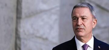سفر از پیش اعلام نشده وزیر دفاع ترکیه به عراق