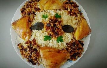 مچبوس مرغ یا مکبوس مرغ، غذای اصیل ایرانی + طرز تهیه