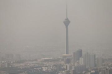 آماری تکاندهنده از مرگ با آلودگی هوا در کشور