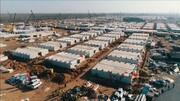 احداث ۵ بیمارستان جدید برای مقابله با کرونا در چین
