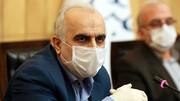 وزیر اقتصاد علت ریزش بورس را گردن وزیر صمت و رئیس بانک مرکزی انداخت