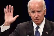 گریه جو بایدن قبل از رفتن به واشنگتن/ فیلم