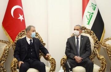 همکاری ترکیه و عراق در زمینه آموزشهای امنیتی