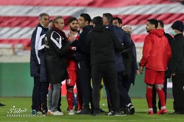 باشگاه فولاد درباره حواشی بازی با پرسپولیس بیانیه داد