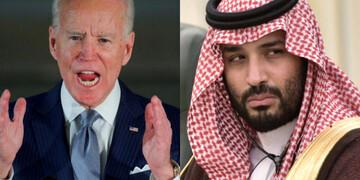 ولیعهد سعودی به «جو بایدن» نامه نوشت