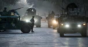 کشتهشدن دهها نظامی بر اثر حملات مسلحانه طالبان در افغانستان
