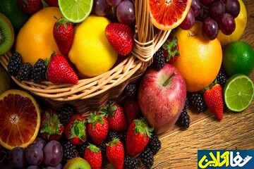 جادوی میوهها در بدن