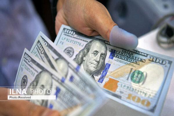 قیمت دلار ۶۰۰ تومان کاهش یافت/ قیمت دلار و یورو ۳۰ دی ۹۹