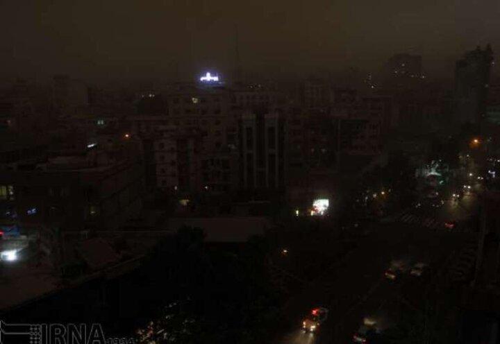 آغاز خاموشی در بوستانهای تهران