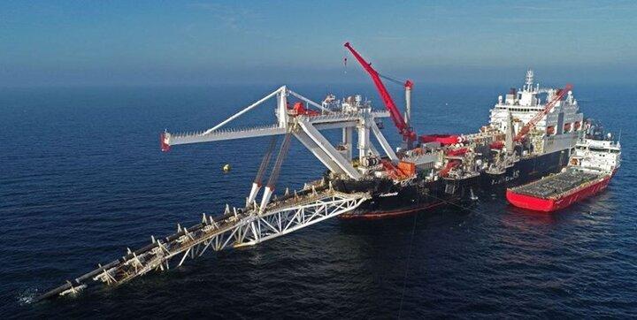 تحریم یک کشتی روسی از سوی آمریکا