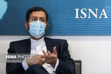 واکنش وزارت خارجه به اتفاقات دیروز مجلس
